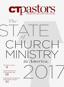 The State of Church Ministry, 2017