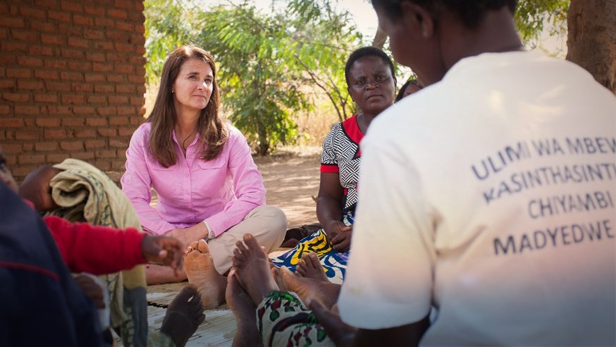 Melinda Gates: Why Women Are the Best Investment