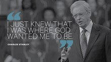 When Charles Stanley's Marriage Ended, Prayer Was His Lifeline