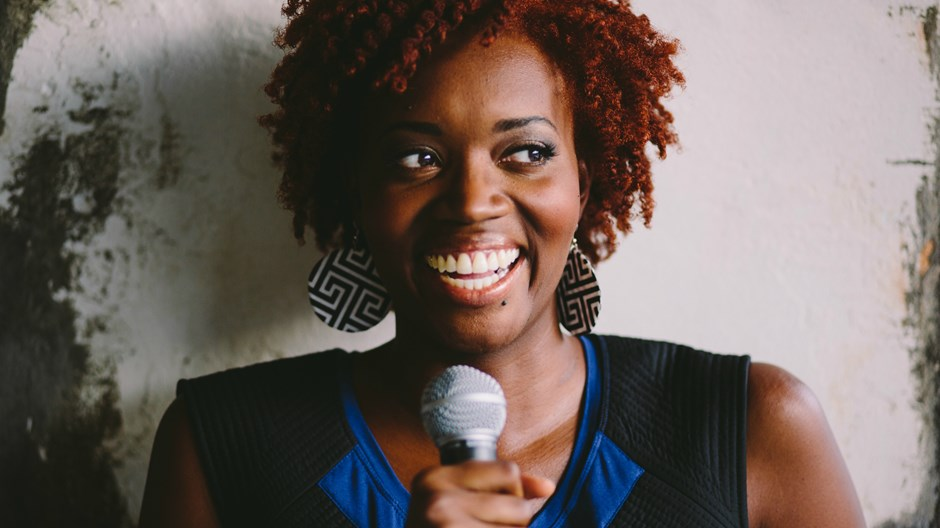 Amena Brown Q+A: Poetry in an Age of Lament