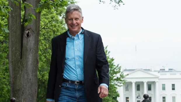 Evangelical Views of the 2016 Election: Swimming Against the Stream, An Evangelical Vote for Gary Johnson