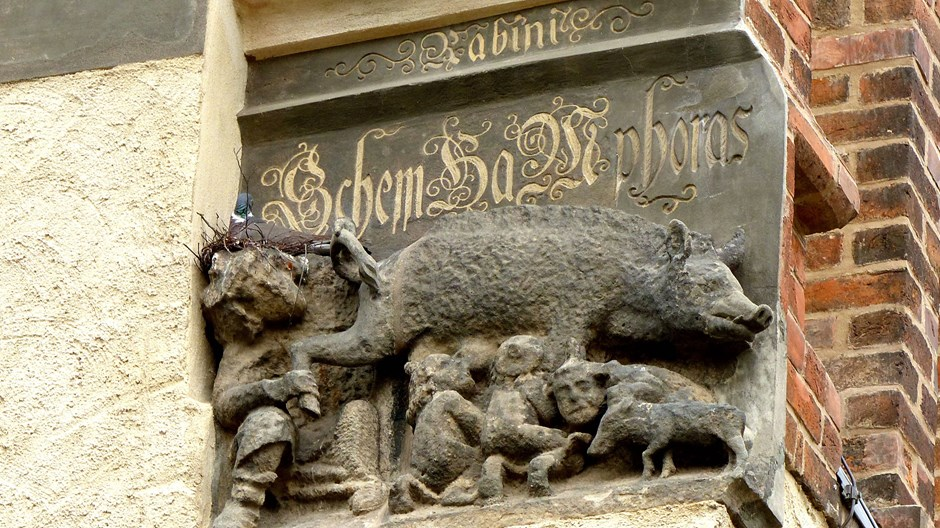 Anti-Semitic Sculpture Outside Luther's Church Creates Controversy