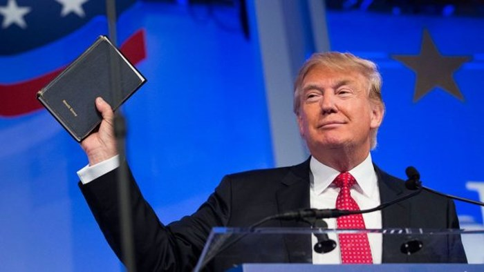 What Is Going On Inside Trump's Religious Advisory Panel? James MacDonald Speaks Out (Updated with More from James)