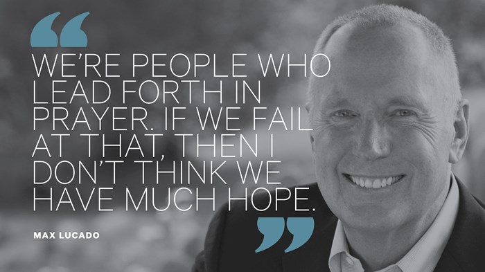 Max Lucado's Hope for This Election Season