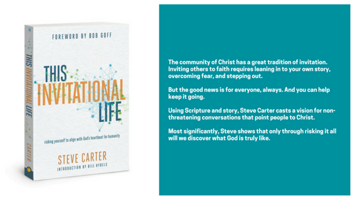 """Q&A with Steve Carter On """"This Invitational Life"""""""