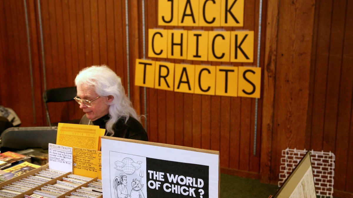 Died: Jack Chick, Cartoonist Whose Controversial Tracts Be