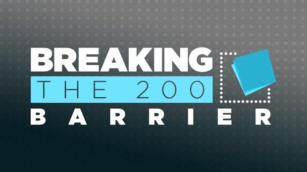 Breaking the 200 Barrier: Cornerstone EFCA in Casper, Wyoming
