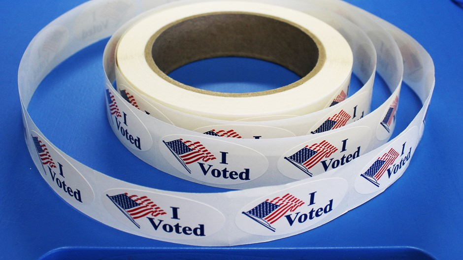 However You Vote, Do It with Joy