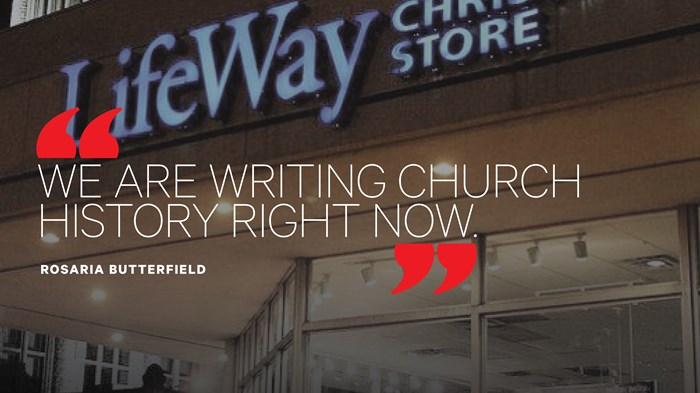 LifeWay's Jen Hatmaker Decision: What Evangelical Institutions Can Learn