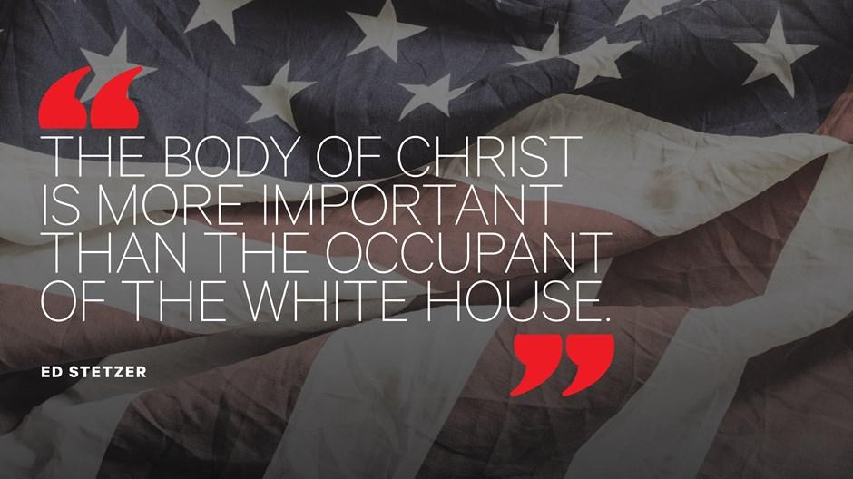 Should #NeverTrump and Pro-Trump Evangelicals Reconcile?