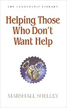 Helping Those Who Don't Want Help