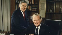 In Memory: The Man Who Brought Harmony to Billy Graham's Ministry