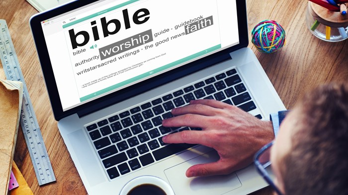 The No. 1 Bible Verse and Top 25 Topics of Trump's Election