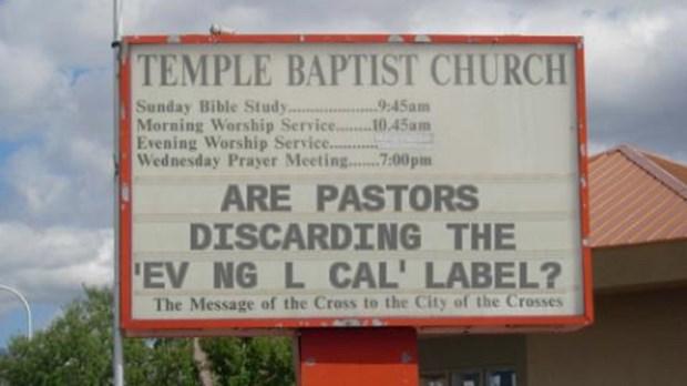 Are Pastors Discarding the 'Evangelical' Label? We Surveyed Hundreds