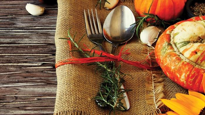 Thanksgiving Gets the Hallmark Treatment