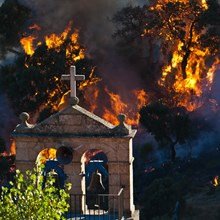 Tips for Congregations Threatened by Wildfires