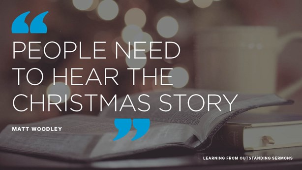 Keeping Your Christmas Sermons Fresh | Preaching Today