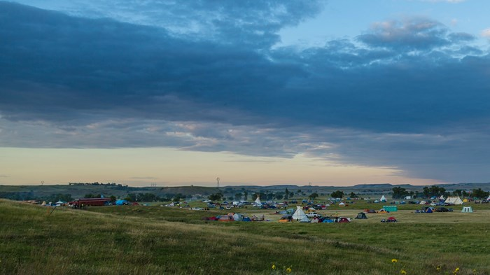 Why One Standing Rock Pastor Won't Preach About the Pipeline
