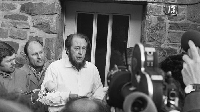 Literature of Protest: Alexandr Solzhenitsyn