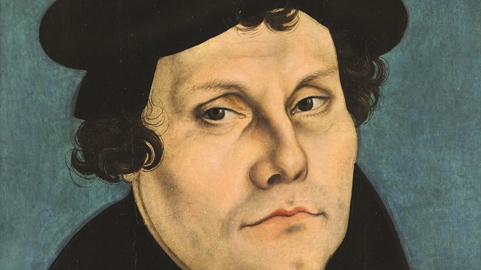 How Much Attention Does Luther Really Deserve?