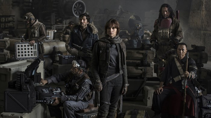 Will the Force Be Strong with Rogue One?