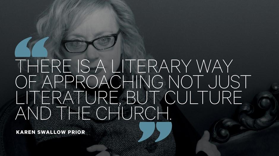 Love of Literature Feeds Karen Swallow Prior's Faith