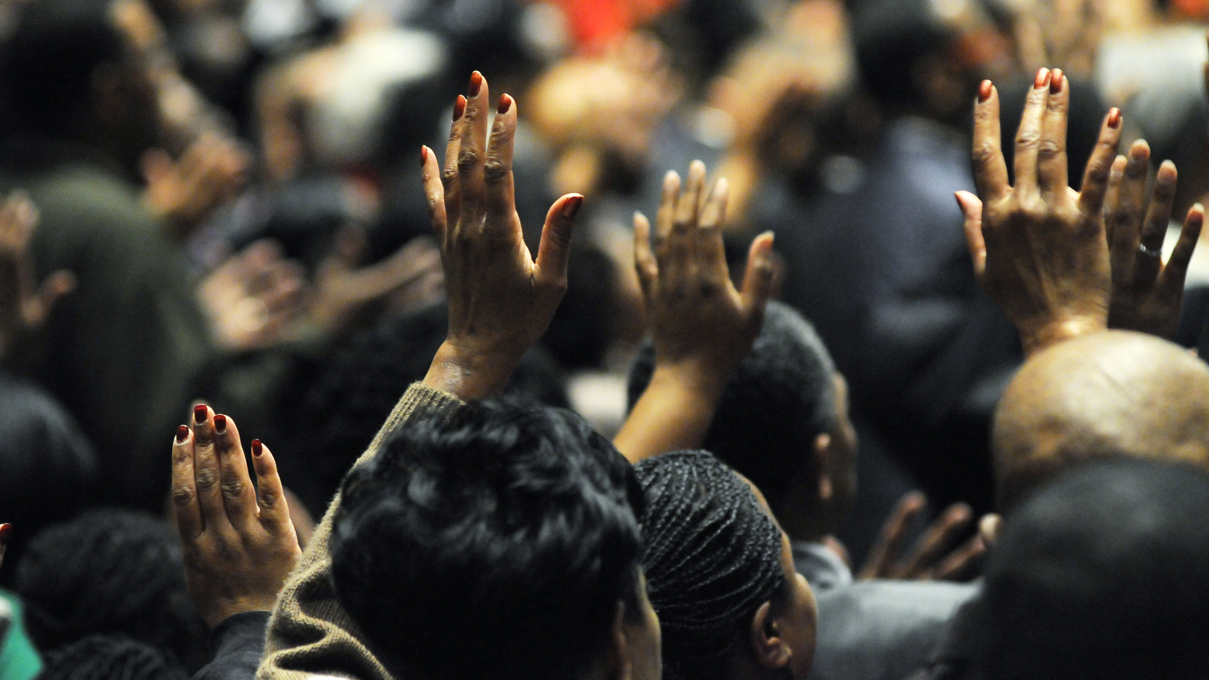 how deaf people worship religiously Hands of worship: a conversation with a pastor for the deaf your church has a specific ministry for deaf people — why is this ministry important.