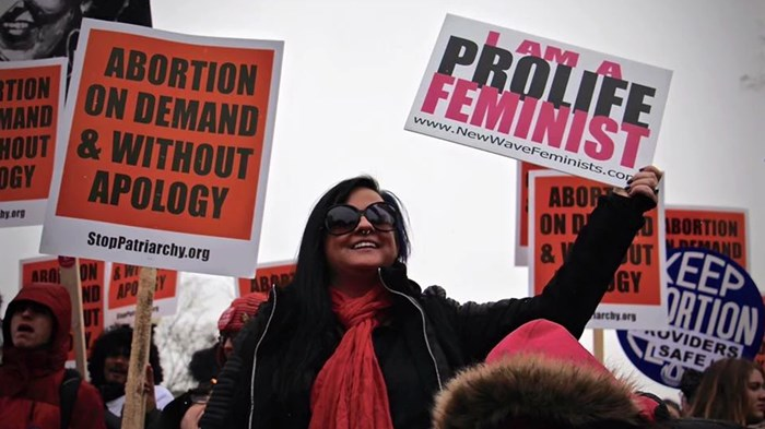 Women's March Sets Out to Exclude 40 Percent of American Women
