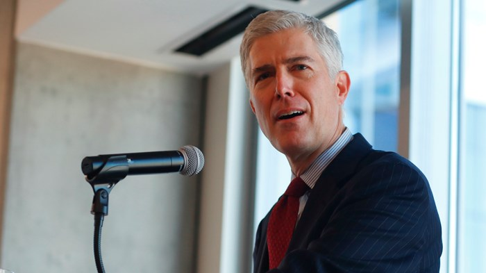 Trump's Supreme Court Pick: Religious Freedom Defender Neil Gorsuch