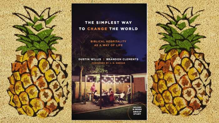 Biblical Hospitality: The Simplest Way to Change the World, an Interview with Dustin Willis & Brandon Clements