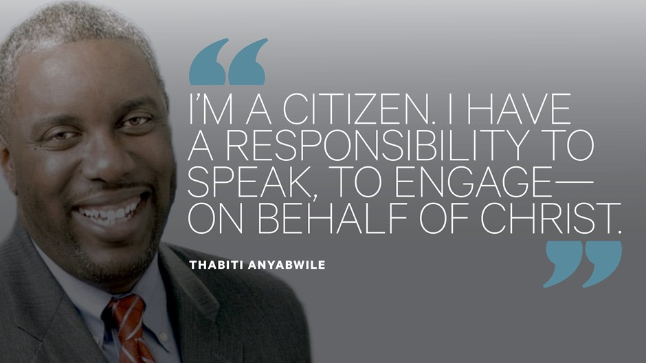 Thabiti Anyabwile's Love-Hate Relationship with the Limelight