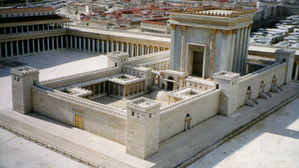 A Journey of Evangelism in Scripture: The Temple | The