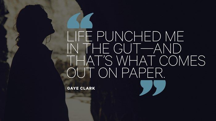 For Gaye Clark, Grief Is a Gracious Invitation