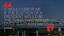 What Message Is Jack Graham Sending to Russell Moore and Southern Baptists?