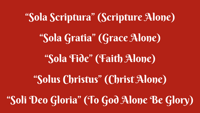 """What are these """"Five Solas"""" and Why Do They Even Matter? An Interview with College Church Pastor Josh Moody"""