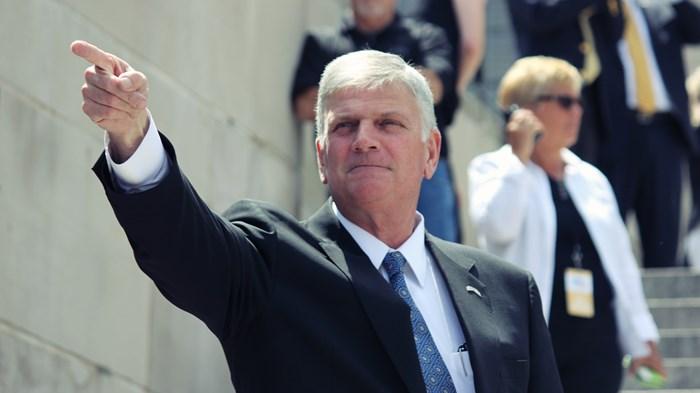 Evangelical Critics: Franklin Graham's Evangelism Won't Work in Vancouver