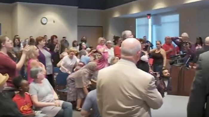 Chaplain: They Jeered My Prayer in Jesus' Name at GOP Town Hall. Here's My Response.