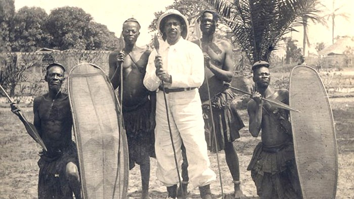 The Congo's African American Livingstone