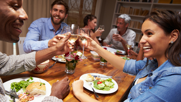 Christianity's Most Vivid Celebration Is a Meal