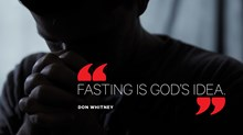 Does Your Fasting Have a Point?