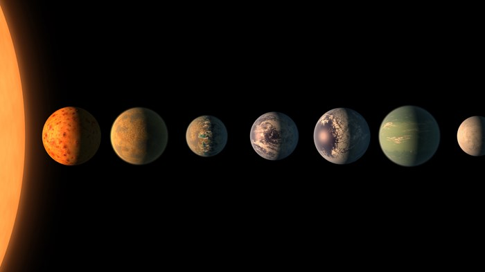 The Exoplanets Declare the Glory of God