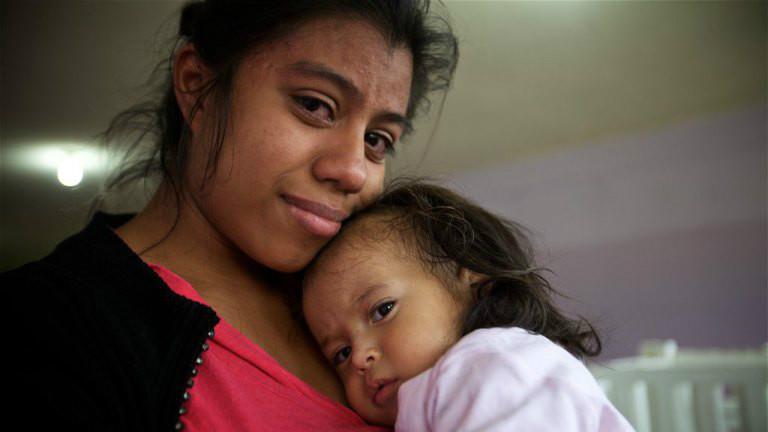 Model Hooker in Guatemala