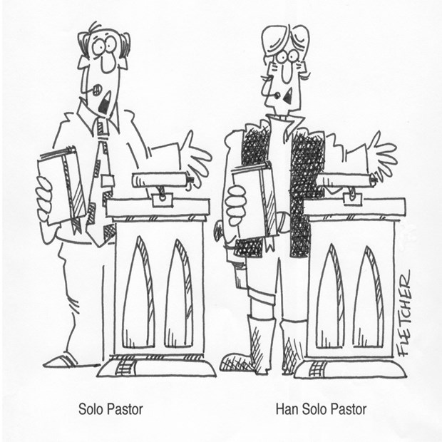 Solo Pastor