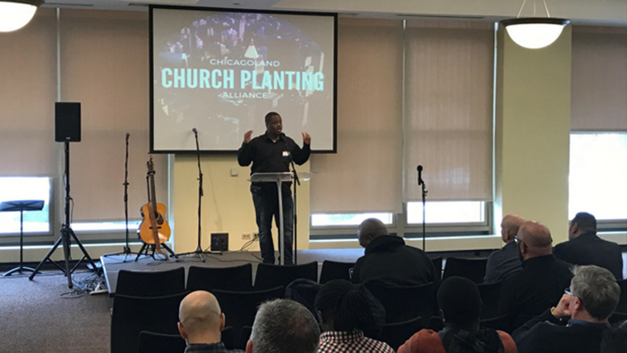 Launch of the Chicagoland Church Planting Alliance