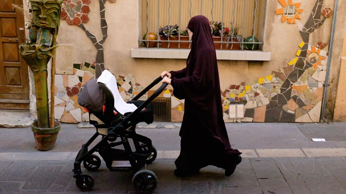 Be Fruitful and Multiply: Muslim Births Will Outnumber Christian Births by 2035