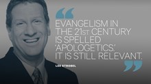 Lee Strobel's Hope for Apologetics in a 'Post-Truth' Culture