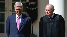 Neil Gorsuch's First Religious Liberty Case Is a Playground Fight