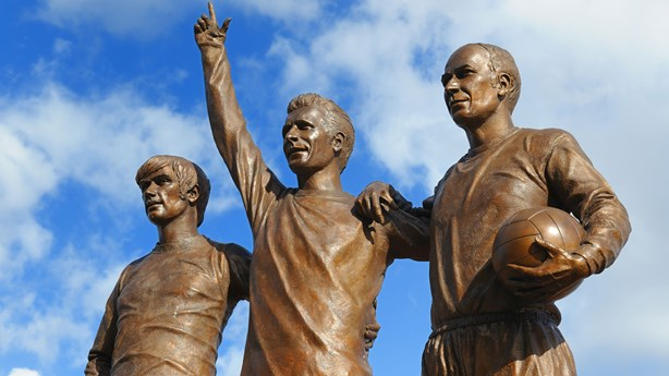 Bronze Bust of Soccer Player Leaves Viewers Scratching Their Heads (and the Internet Abuzz)