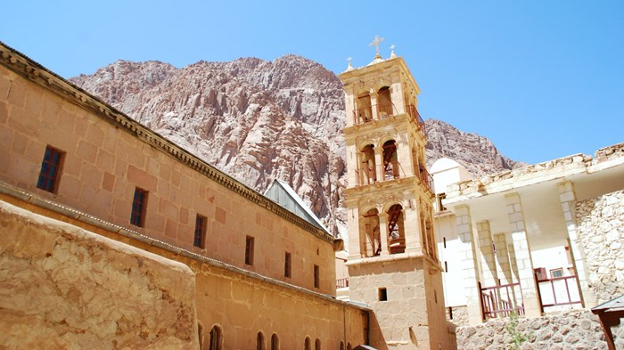 ISIS Attacks Major Christian Monastery in Egypt