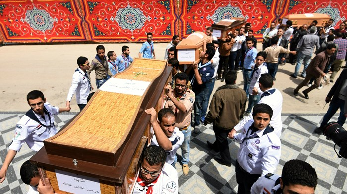 Forgiveness: Muslims Moved as Coptic Christians Do the Unimaginable